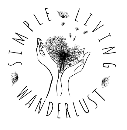 Logo Design for Simple Living Wanderlust 2021